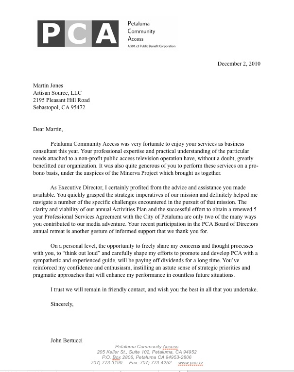 Non Profit Community Service Letter from minervaproject.files.wordpress.com